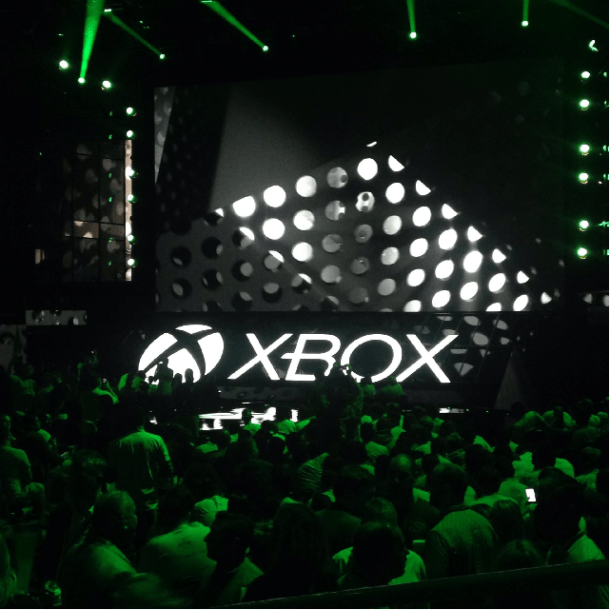 Xbox Press Conference | oprainfall