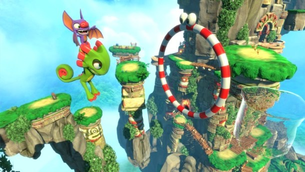 Yooka-Laylee Feature