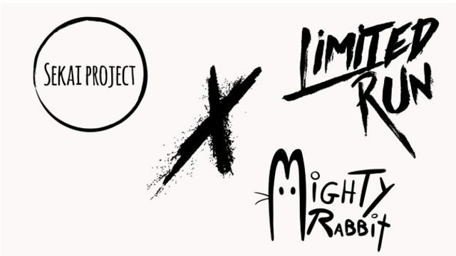 Sekai Project Teaming up with Limited Run Games