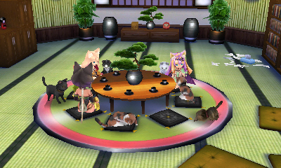 7th Dragon III Code: VFD   Cat Cafe
