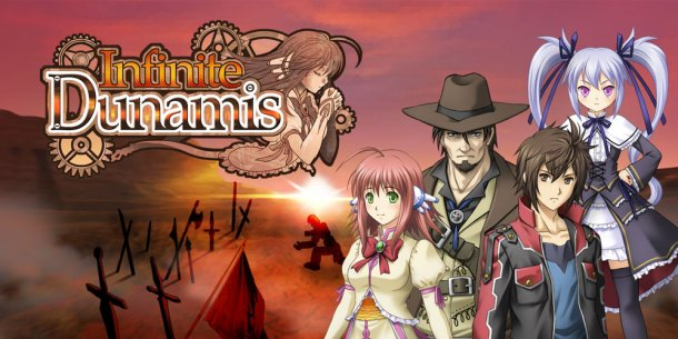 Infinite Dunamis Title Image