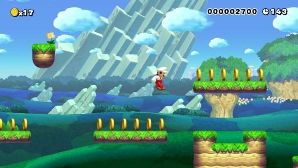 Making It Rainfall | Super Mario GO GO GO!