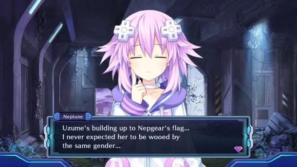 Megadimension Neptunia V-II | Nepgear's Flag