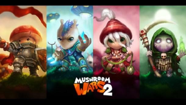 Mushroom Wars 2 FEATURE