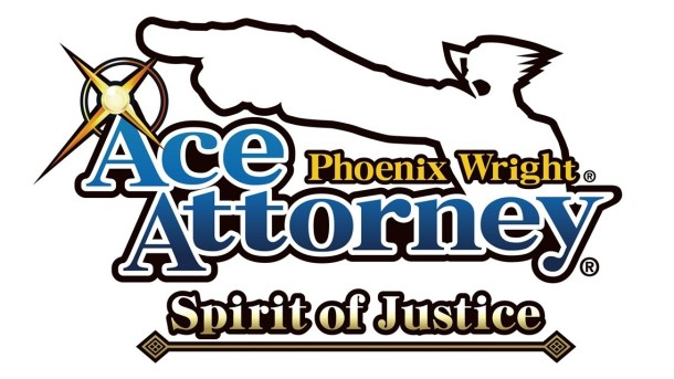 : New Character and Trailer for Ace Attorney – Spirit of Justice logo