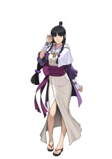 Ace Attorney - Spirit of Justice Maya