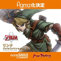 Twilight Princess Link