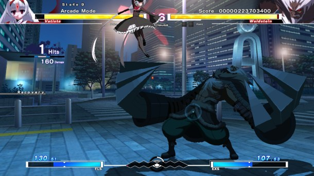 Under Night In-Birth Exe Late | Hands Off