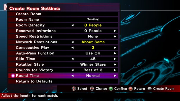 Under Night In-Birth Exe Late | Online Options