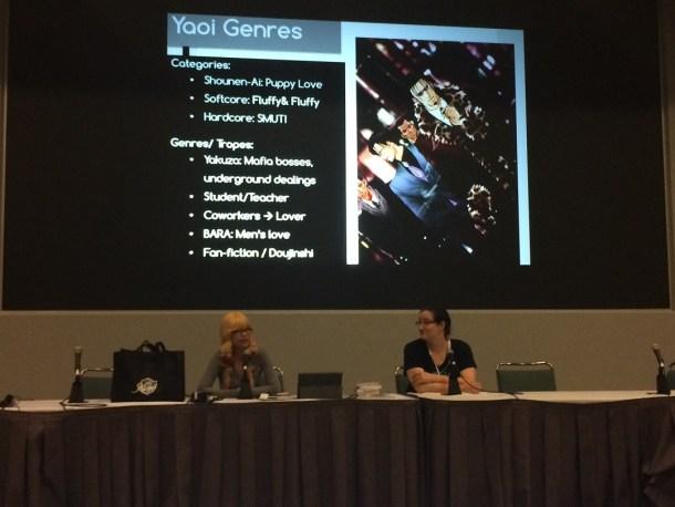 Yaoi | Genres