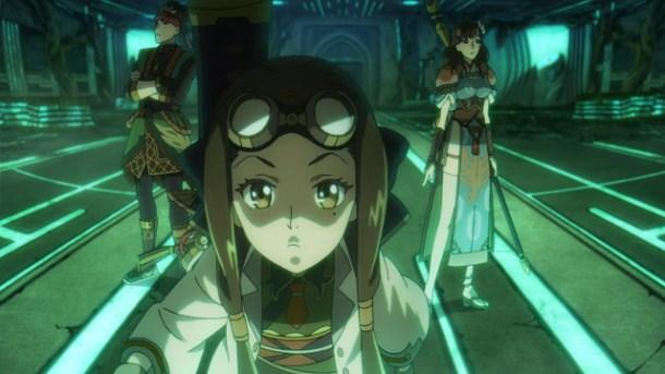 Toukiden 2 Anime