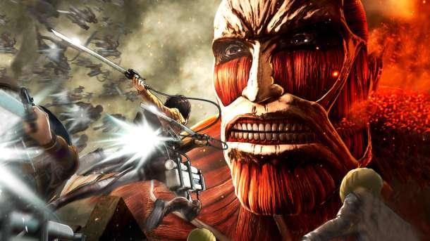 Attack on Titan   Key Art