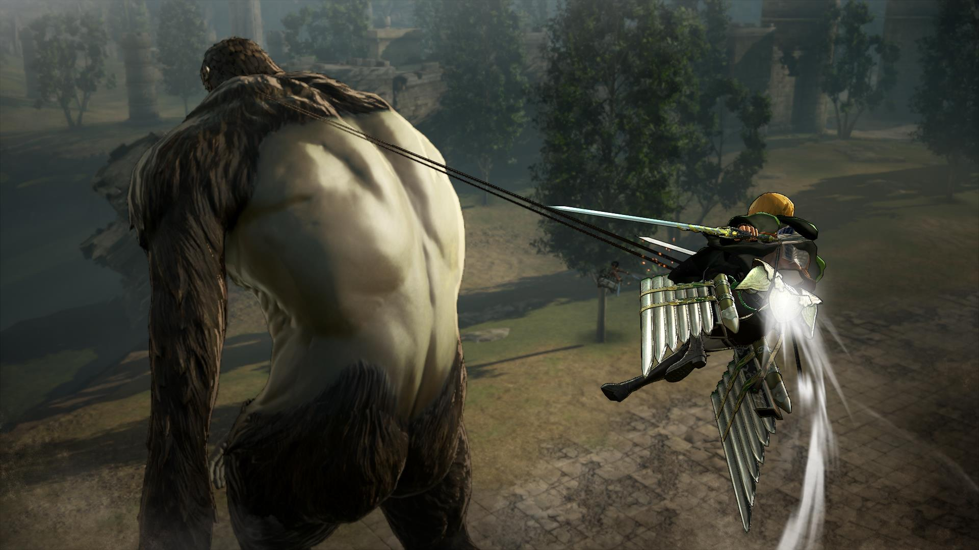 New Attack on Titan Trailer Shows Storyline Past First ...