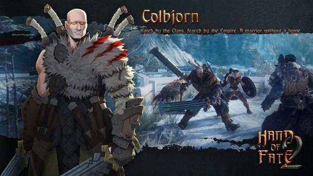 Colbjorn   Hand of Fate