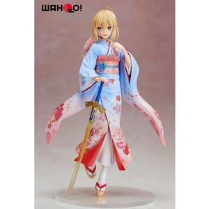 Fate/stay night | Saber Kimono Figure 2