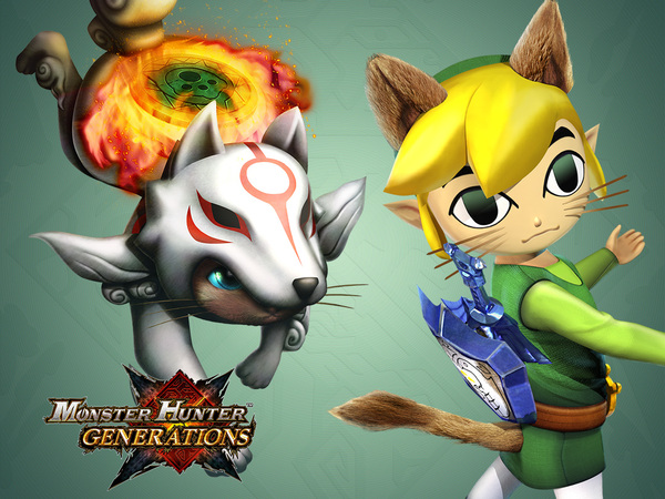 Monster Hunter Generations DLC