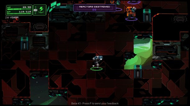 NeuroVoider | Combat