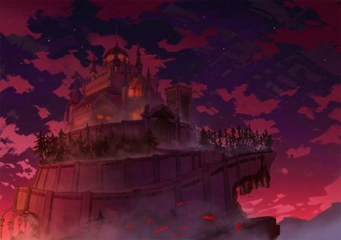 Nights of Azure 2 | Castle