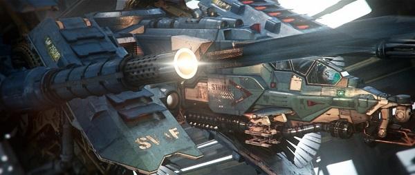 Strike Vector EX 1