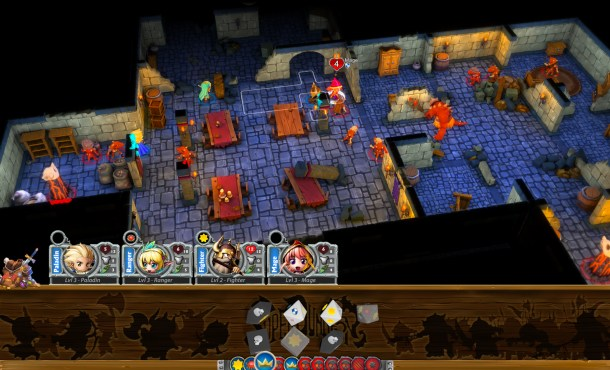 Super Dungeon Tactics Dics Pic 2