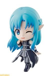 Sword Art Online | Prize Figure, Chibi Asuna (Kirito Ver.)