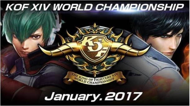 King of Fighters XIV World Championship | Featured