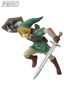 Medicom Twlight Princess HD Link Figure