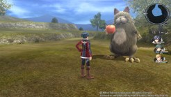 Trails of Cold Steel II | Giant Racoon