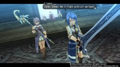 Trails of Cold Steel II | Laura Ready To Fight