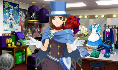 Spirit of Justice | Dressing Room