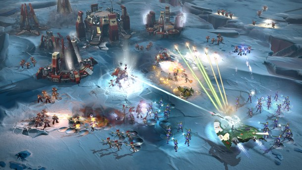 Dawn of War III | Base Attack