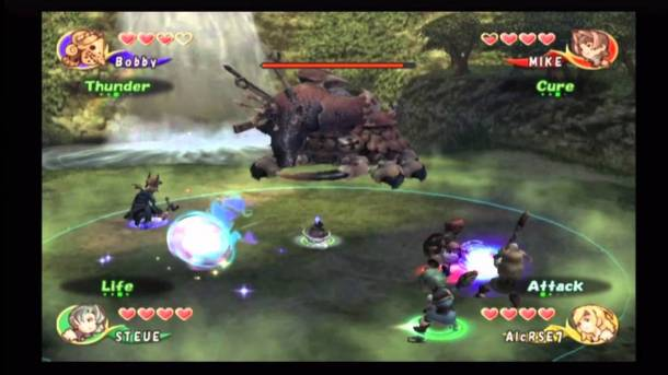 Final Fantasy Crystal Chronicles Countdown Screenshot 2