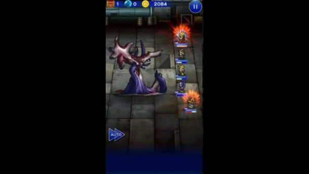 Final Fantasy Record Keeper Countdown Screenshot 2