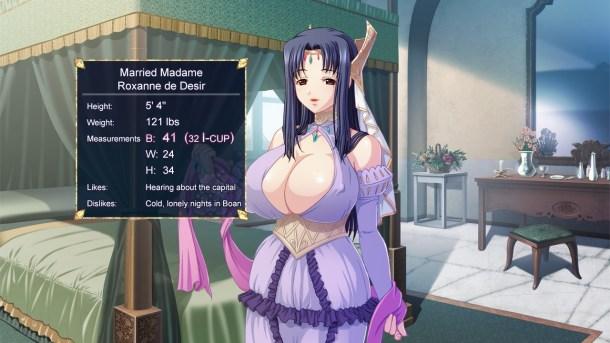 Funbag Fantasy | Roxanne