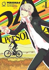 Persona 4 | Cover