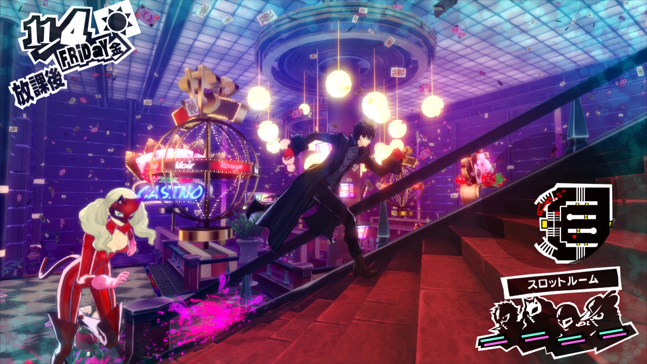 Large List of DLC Revealed For Persona 5 - oprainfall
