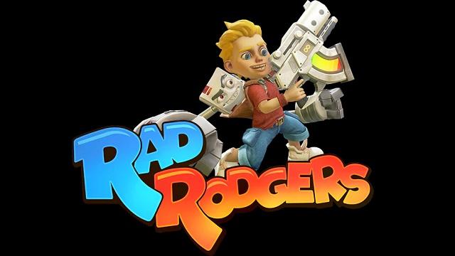 Rad Rodgers Kickstarter and Reveal Trailer - oprainfall