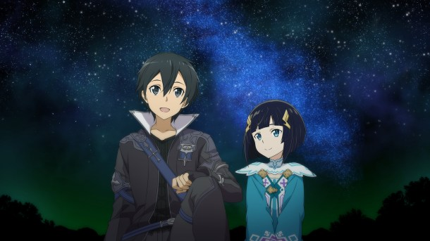 Sword Art Online: Hollow Realization | Kirito and Premiere CG