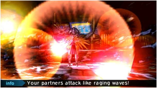 SMT IV Apocalypse | Partner Attack