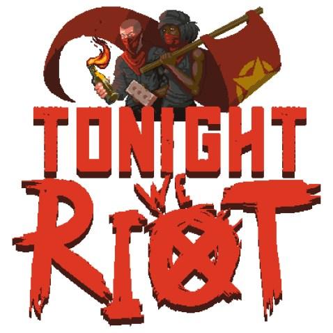 Tonight We Riot | Logo