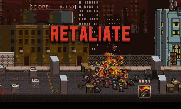 Tonight We Riot | Retaliate