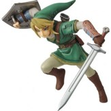 Ultra Detail Figure - Twilight Princess Link