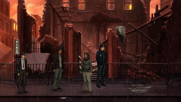 Unavowed | Rubble