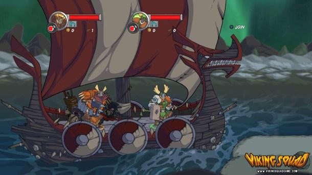 Viking Squad   Ahoy