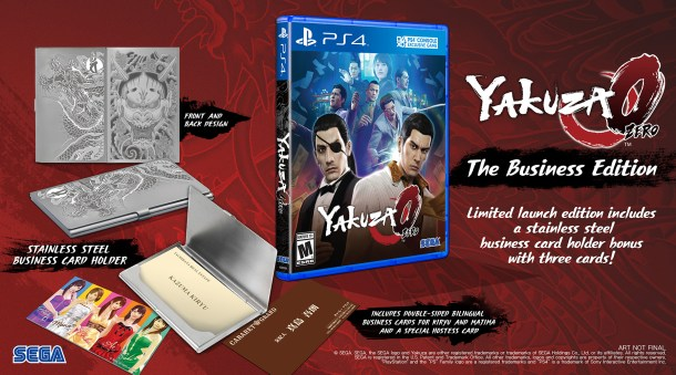 yakuza 0 trailer edition