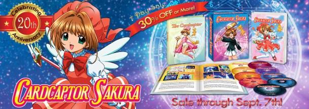 Cardcaptor Sakura | Sale