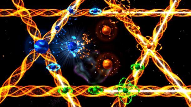 Auralux: Constellations   Gamma rays