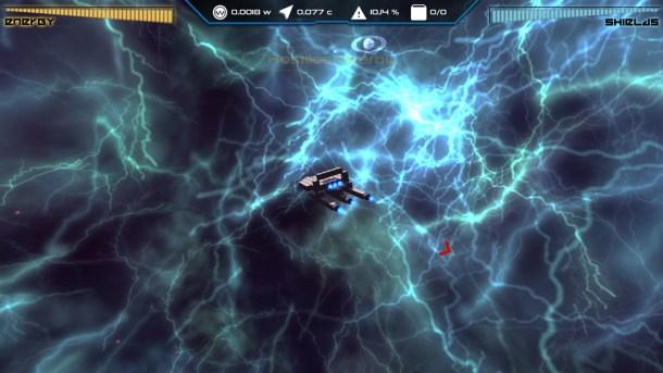 Lightspeed Frontier | Nebula HUD