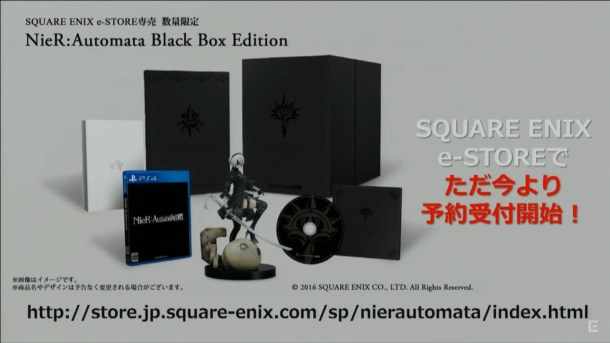 NieR: Automata | Black Box Edition 1