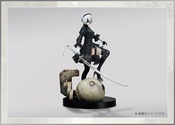 NieR: Automata | YoRHa No.2 Type B Figure